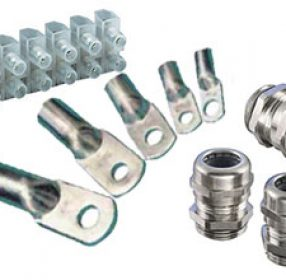 ELECTRICAL TERMINATION ACCESSORIES & CONNECTORS